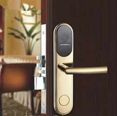 China Manufacture Hotel Card Keyless RFID Doorlock
