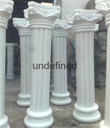 河南廠家直供GRC構件羅馬柱 4