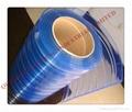Ribbed PVC Strip Curtain