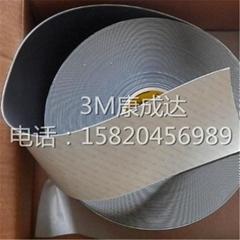 SJ5832 防磨損防滑防振防噪音黑色腳墊