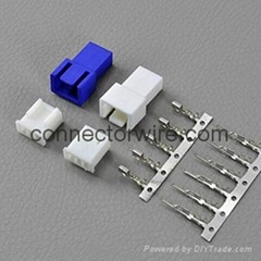Molex 2.54mm Wire To Wire Connector Plug And Socket For Computer board