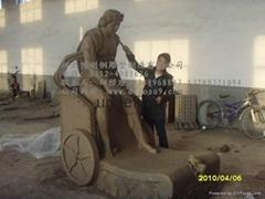 鑄銅雕塑廠