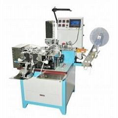 Ultrasonic Multi-Function Label Cutting & Folding Machine