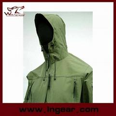 Gen 4 Hoodie Soft Shell Waterproof Jacket