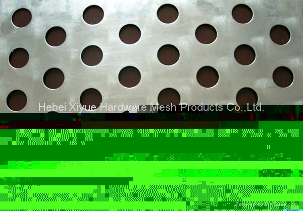 3mm metal punch high quality perforated metal mesh  3