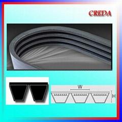 High Quality Rubber Belt Banded V-Belt