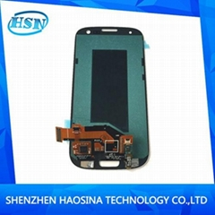 mobile phone spare parts for samsung galaxy s4 lcd screen