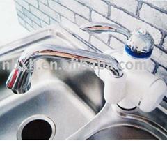 electric kitchen sink faucet