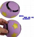 新款捏捏叫搪胶卡套玩具动物造型保龄球益智类游戏 2
