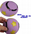 新款捏捏叫搪膠卡套玩具動物造型保齡球益智類遊戲 2