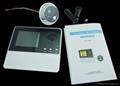 2.8 inch wireless doorbell  digital door peephole viewer 1
