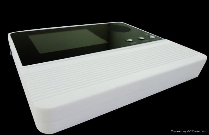 2.8 inch wireless doorbell  digital door peephole viewer 3