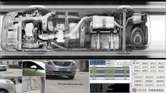 HC固定式车底检查系统