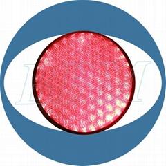EN 12368 red led traffic signal light