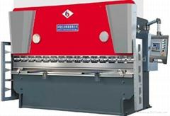 Hydraulic press brake( digital display)