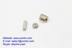 Autopilot flight parts manufacture and MIM Powder metallurgy
