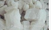 酸洗白重晶石塊