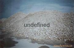 Chemical grade baryte lumps