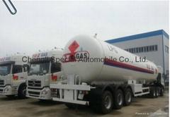 LPG Tanks And Trucks