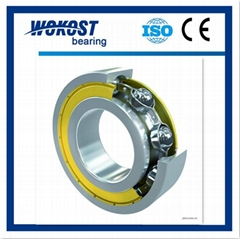 used in cars and auto deep groove ball bearing
