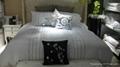 100% Cotton Embroidery Design Duvet