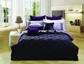 100% Cotton Embroidery Design Quilt