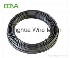 Black Iron Annealed Iron Wire Ropes