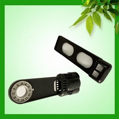 Biodegradable activated carbon charcoal water filter holder