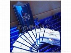 供應韓國SNP海洋燕窩水庫補水面膜
