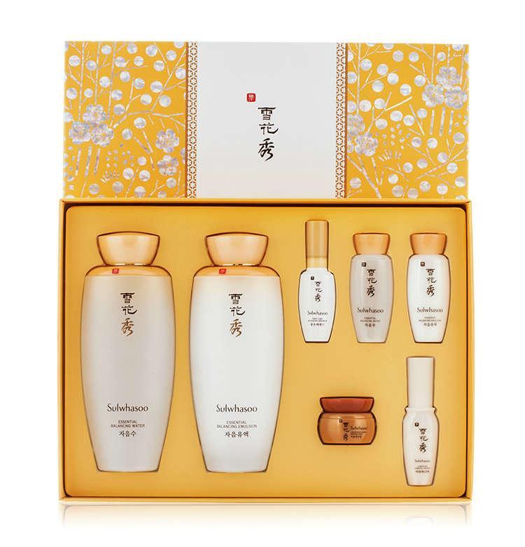 韩国Sulwhasoo雪花秀滋阴水乳套盒 4