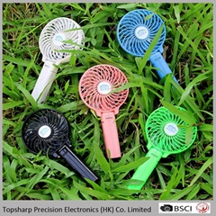 HandFan USB mini handheld foldable fan HF-308 air cooler