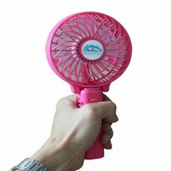 2016 creative HandFan rechargeable hand usb small fan