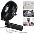 HandFan HF308 portable handy pocket usb charging fan  4