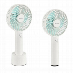 HandFan mini usb lithium battery charge desktop table fan