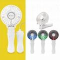 HandFan handy usb power bank charge color led mini fan 2