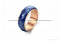 直銷陶瓷 外貿出口禮品時尚套裝戒指 2