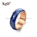 直銷陶瓷 外貿出口禮品時尚套裝戒指 4