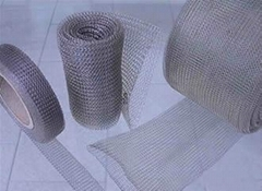 Knitted Wire Mesh without oil(Gas-liquid)