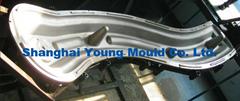 Aluminum Rotational Molding Playground Mould