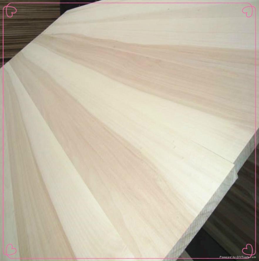 楊木拼板 2