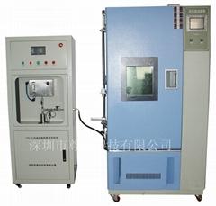 Expansion test machine