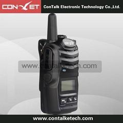 Global talking WCDMA 3G Network walkie talkie radio with GPS tracker CTET-27SE