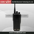 Contalketech DM300 Dmr Digital 2 Way Radio UHF400-470MHz with Color LCD Display