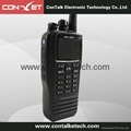 ContalkeTech DM280 DMR Digital 2 Way Radio UHF400-470MHz with Color LCD Display