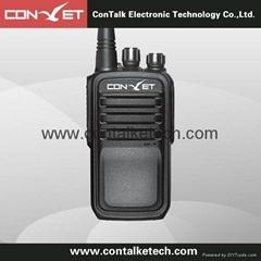 ContalkeTech CTET-DM230 DMR Digital and Analog 2 Way Radio UHF400-470MHz 48CH