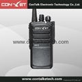 ContalkeTech CTET-DM270 DMR Digital 2 Way Radio UHF400-470MHz 32CH IP67