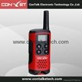 Contalketech Ctet-Q40 27 ChannelPMR Frs 2 Way Radio Transceiver 2 Miles