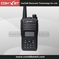 ContalkeTech 4G WCDMA Wifi two way radio CTET-88Plus Linux smart walkie talkie