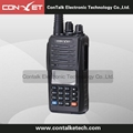 ContalkeTech Dual Band 2 Way Radio CTET-5830D UHF 400-470MHz and VHF 136-174MHz