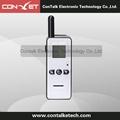 ContalkeTech CTET-Q85W high end mini size walkie talkie pmr gmrs two way radio